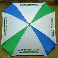 Straight Square Umbrellas