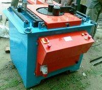Combined Bar Bending And Cutting Machine