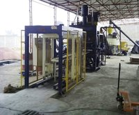 Fully Automatic Brick Plant