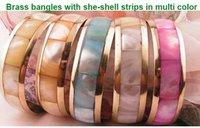 Seashell Artificial Bangles