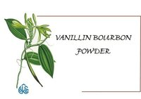 Vanillin Bourbon Powder
