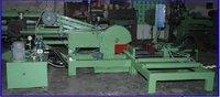 Copper & Brass Ingot Cutting Machine