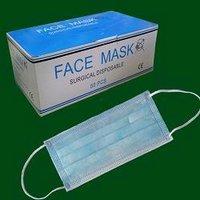 3-Ply Non-Woven Earloop Face Mask