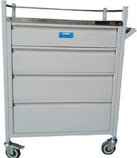Medicine Trolley (4 Drawers)