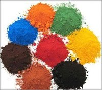 Colored Iron Oxide Powder