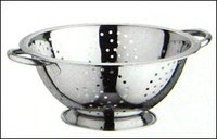 Stainless Deep Colander