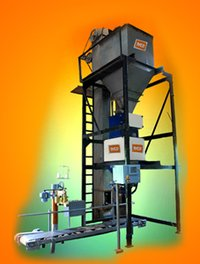 Fully Automatic Weighing And Bagging System