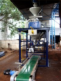 OPEN MOUTH GROSS WEIGHER