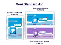 Seni Standard Air - Breathable Adult Diaper