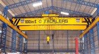Industrial EOT Cranes (Electric Overhead Travelling Cranes)