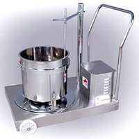 Trolley Type Batter Mixer With Wheel & Timers