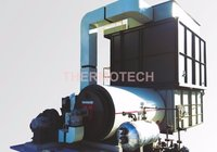 Crude Oil Heater With Precision Temperature
