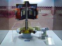 Hydro Power Station Turbine Model