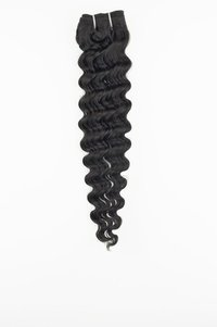Deep Wave ( Natural Hair, Weft)