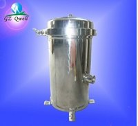 5,10'' Stainless Steel Precision Water Filter Housing
