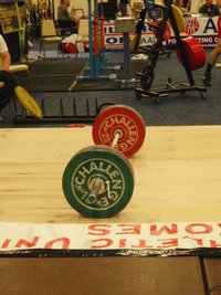 Challenge Barbell Weight Lifting Set