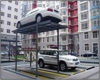 Pit Four Post Parking 3 Floors