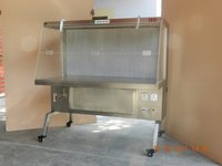 Laminar Air Flow (Horizontal) Stainless Steel