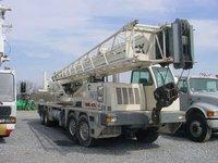 Crane - Truck