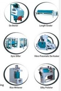 Rice Mill Machinery