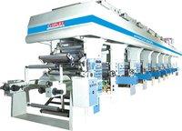 Graflex Rotogravure Printing Machine