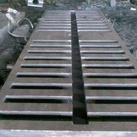 Cast Iron Bottom Plate