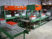 Motor Cycle Battery Plant