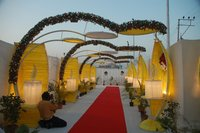 Wedding Entry Decoration Services