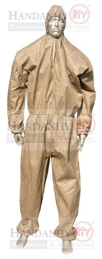 Protective Hooded Coveralls