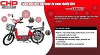Electric Bike Heavy Duty King B007C-Camel II