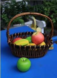 Willow Fruit Baskets