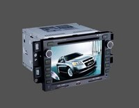 7 Inch Car DVD PLAYER With GPS For Captiva
