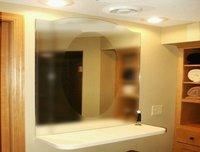 NRG Bathroom Mirror Fogless