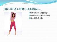 Short Leg Legging