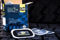 Radial Truck Tire Repair Patch
