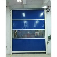 High Speed Roll Up Pvc Door