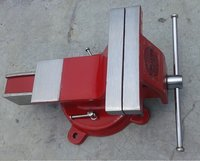 Steel Bench Vice (Fixed Base / Swivel Base)