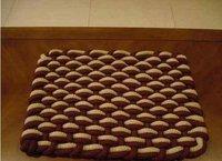 Polyproplyene Braided Hand Woven Mat