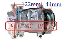 New Hsanden 4440 Sd7h15 Replacement For Gm Ht6 Air Conditioning A/C Compressor For Cadillac Escalde, Chevy Blazer
