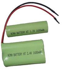 2.4v 1600mah Nimh Battery Pack