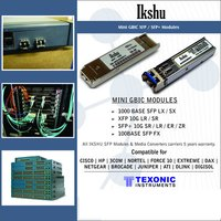 Ikshu SFP XFP SFP+ COPPER SFP Modules