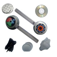 LED Programmable And Rechargeable Wheel Light
