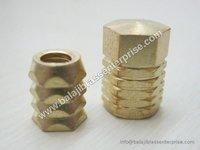 Brass Threaded Inserts