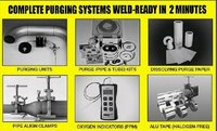 Interpurge - Pipe Weld Purging Systems and Accessories