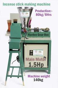 Citronella Agarbatti Making Machine