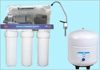 50gpd Domestic Ro Water Purifier With Self Piercing Controller
