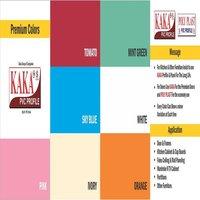 PVC Premium Colour Sheet