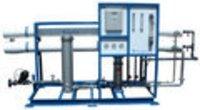 100-250 Lph Industrial R.O. Plant
