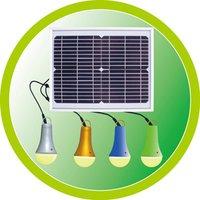 Solar UPS Charging Lamp
