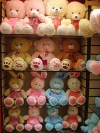 Soft And Cuddly Toys